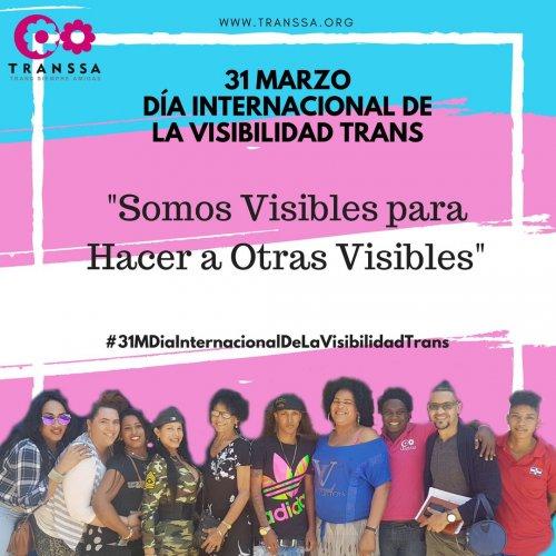 Dia Internacional de la Visibilidad Trans #TDOV2018