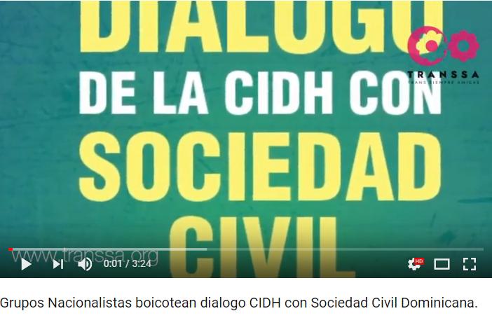 Youtube transsa portada grupos nacionalistas
