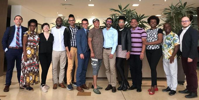 RED AFRO LGBTI DE AMÉRICA LATIN 49ª ASAMBLEA GENERAL DE LA OEA
