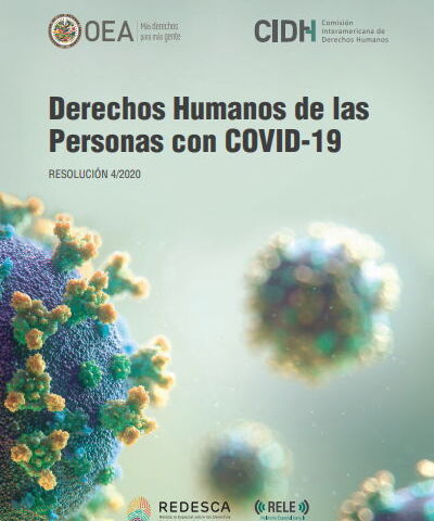 Portada Derechos Humanos de las Personas con COVID-19 Resolucion-4-20-CIDH