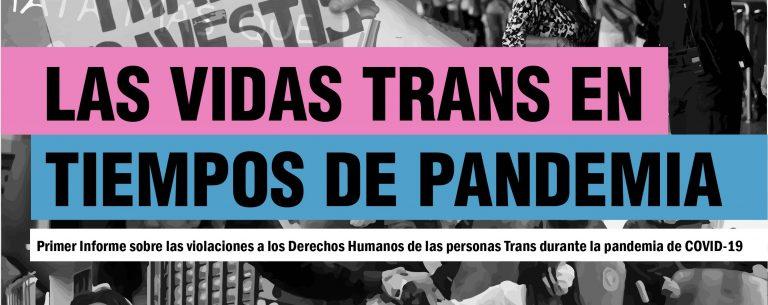 Las vidas trans en tiempos de pandemia